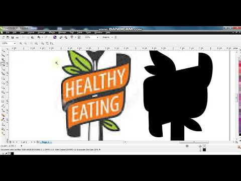 Create a Restaurant Banner Design Using Coreldraw - Learn CorelDraw X6 , X7 , X8 & More