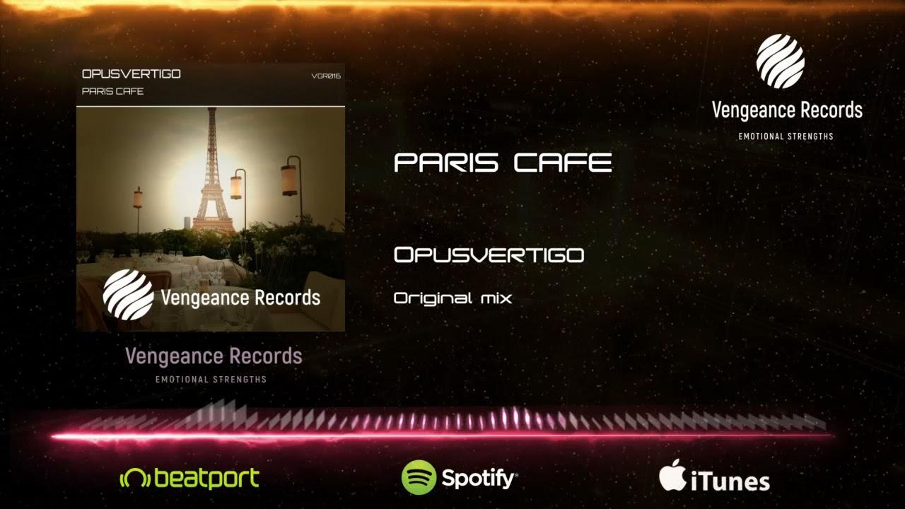 Paris Cafe - Opusvertigo