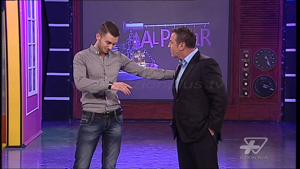 Al Pazar - 8 Shkurt 2014 - Pjesa 2 - Show Humor - Vizion Plus