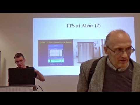 New Cryonics Technologies - Aschwin De Wolf - 2014 in Dresden