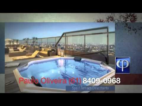 Setor Noroeste Brasília Perfectt LifeStyle apartamentos com 2 e 3 quartos - www.paulopop.com