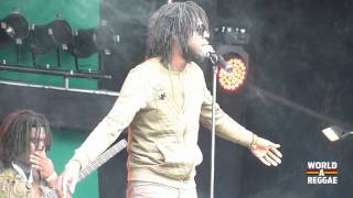 Chronixx Live at Reggae Sundance (NL) August 10, 2013