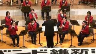 秘儀Ⅱ〜7声部の管楽オーケストラと4人の打楽器奏者のための〜