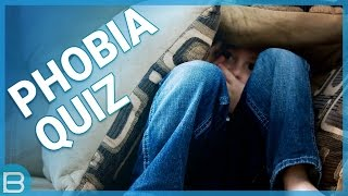 What Is Your Phobia?