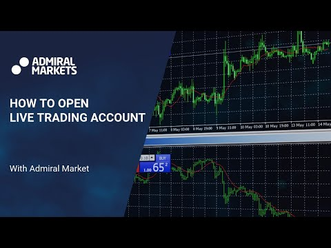 How to Open a Metatrader 5 Account