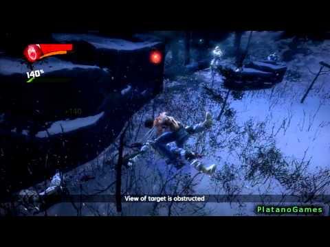 The Wolverine - Uncaged Story: Part 22 - Alkali Lake - X-Men: Origins Videogame - HD