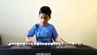 Mukkala Muqabla - Roshan Nagaram (keyboard Play) Instrumental