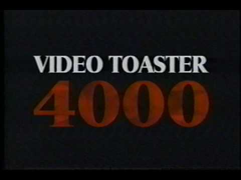 Video Toaster 4000 Demo