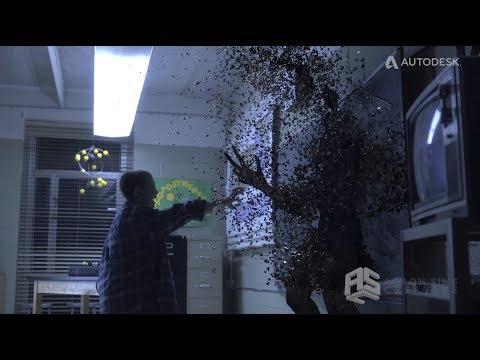 Autodesk 2018 VFX Showreel