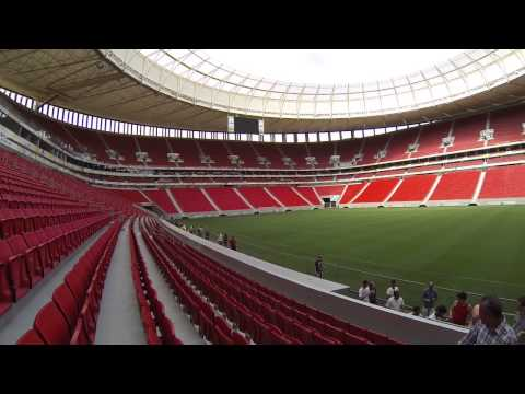 Brasilia National Stadium Mané Garrincha - Stands 2