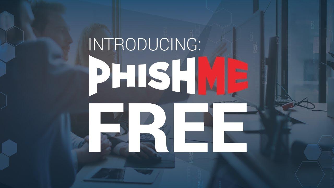 PhishMe Free | Simulated Phishing Training