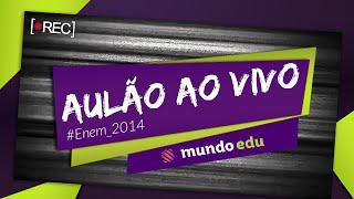Aulão Ao Vivo #11 - Atualidades - América Latina (Geografia) - ENEM 2014
