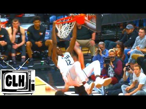 2017 Nike Hoop Summit Top Plays - Team USA - Michael Porter Jr, Jaren Jackson, Jarred Vanderbilt