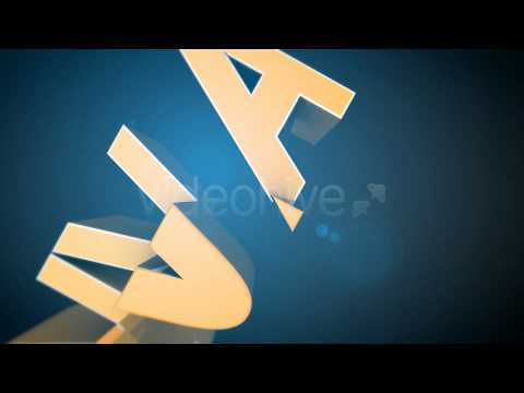 Cinema 4D Templates - Logo Opener - VideoHive - YouTube
