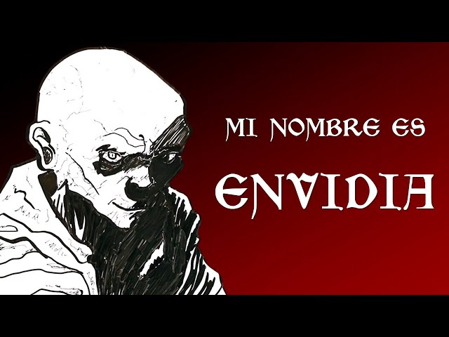 Mi nombre es ENVIDIA