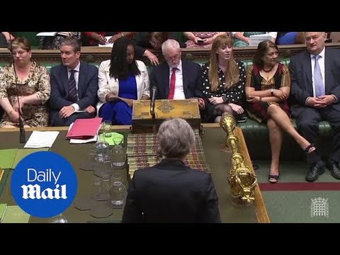 Theresa May delivers final plea to MPs to back her Brexit deal