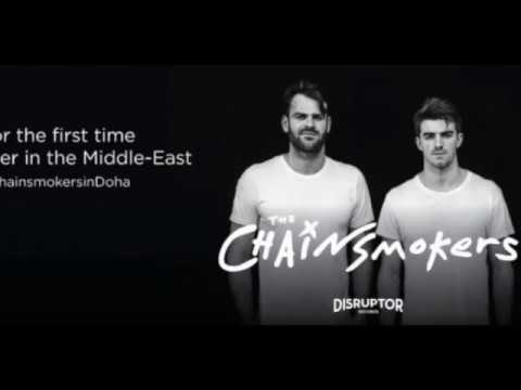 The Chainsmokers - Live @ Doha (Exhibition and Convention Center, Qatar) - 25-JAN-2018