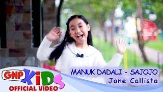 Manuk Dadali & Sajojo - Jane Callista (lagu anak Indonesia)