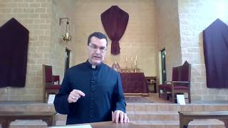 Between Porch and Altar: The Intercessions of God's Holy Priesthood