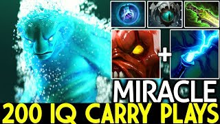 Miracle- [Morphling] 200 IQ Carry Plays Next Level Counter 7.21 Dota 2