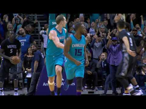 Kemba Walker and Andrew Wiggins Send the Game to OT! | 12.03.16