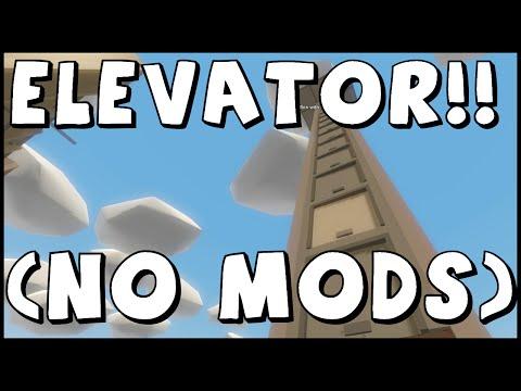Unturned Working ELEVATOR!! (NO MODS) 3.14.11.0