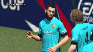 FIFA 16 | Arda Turan on his day view