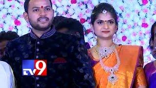 MP Rammohan Naidu engagement visuals - TV9