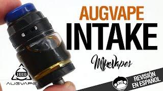 iNtake de Augvape & Mike Vapes / ¿EL MEJOR RTA SINGLE COIL? / revisión