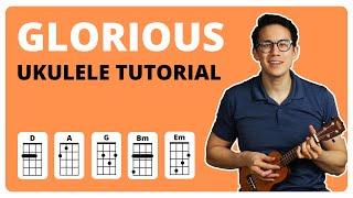 Glorious by david archuleta - ukulele ...