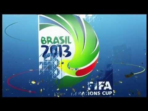 FIFA Confed Cup 2013 Brazil - Intro - SD