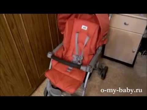 Видео-отзыв о коляске Cam Portofino Elegant от Яны