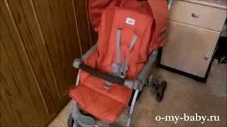 Видео-отзыв о коляске Cam Portofino Elegant от Яны(Обзор детской коляски «Cam Portofino Elegant». Автор: Яна, 22 года, Армавир, мама годовалой Софьи., 2014-06-06T22:14:24.000Z)