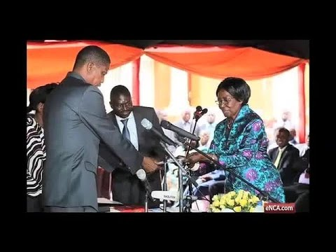 Getting to know Zambia's first female president