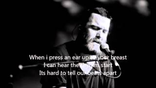 Chet Faker-  I'm Into You lyrics