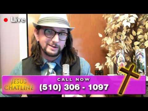 Jesus Chatline - Richard's Birthday (May 10, 2012)