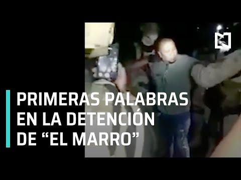 """Momento de la detención de """"El Marro"""", líder del cártel de Santa Rosa de Lima - En Punto"""