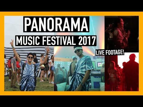 PANORAMA WITH KENDALL JENNER | 2017 PANORAMA MUSIC FESTIVAL