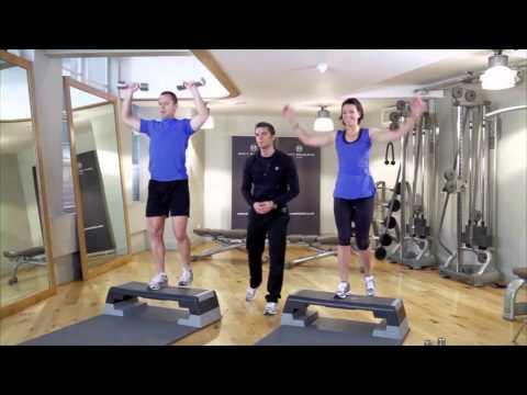 Matt Roberts Workout Part 1 Of 2