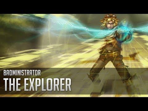 Badministrator - The Explorer (Ezreal Tribute)