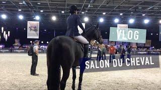 Video [ Vlog n°1 ] Salon du cheval download MP3, 3GP, MP4, WEBM, AVI, FLV Oktober 2018