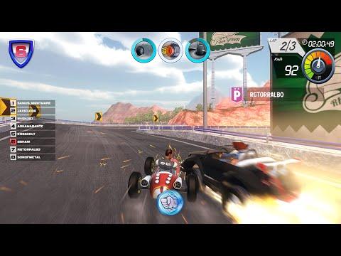 Wincars Racer - Beta Launch Trailer