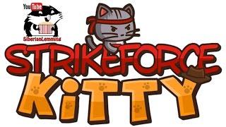 "StrikeForce Kitty ""Котята в костюмчиках"" с Сибирским Леммингом (Armor Games)"