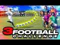 3-FOOTBALL CHALLENGE con gli ELITES!