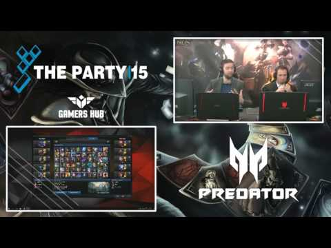 The Party 15 | LoL | Grand Finals | Echo Zulu vs ECV Esports (3/4)