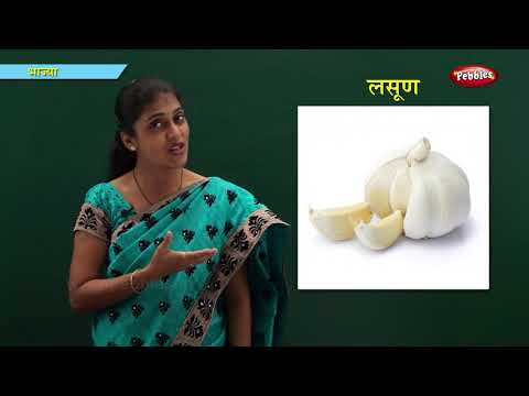 Vegetables In Marathi | Learn Marathi For Kids | Marathi For Beginners
