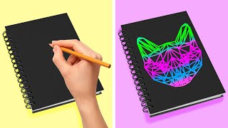 BRILLIANT ART IDEAS TO BOOST YOUR CREATIVITY