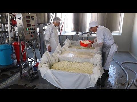 В армянских горах делают сыр с русским названием