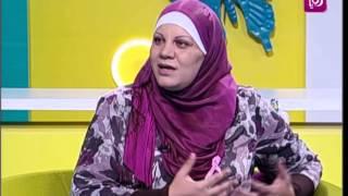 حملة التوعية من مرض سرطان الثدي - نسرين قطامش
