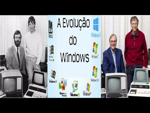 【Conhecimentos TI】Era (1985-2021) da Evolução do sistema operacional Windows | Renda Extra